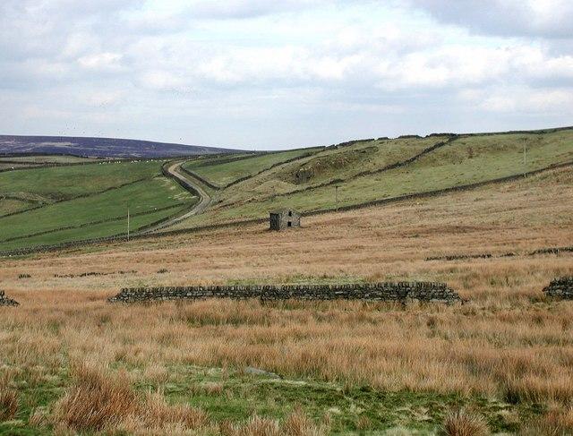 Rough Edge, Erringden Moor