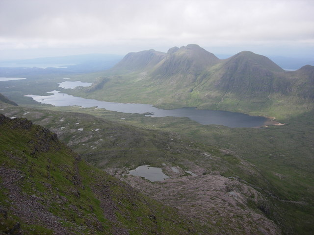 North Ridge of the Horns of Alligin