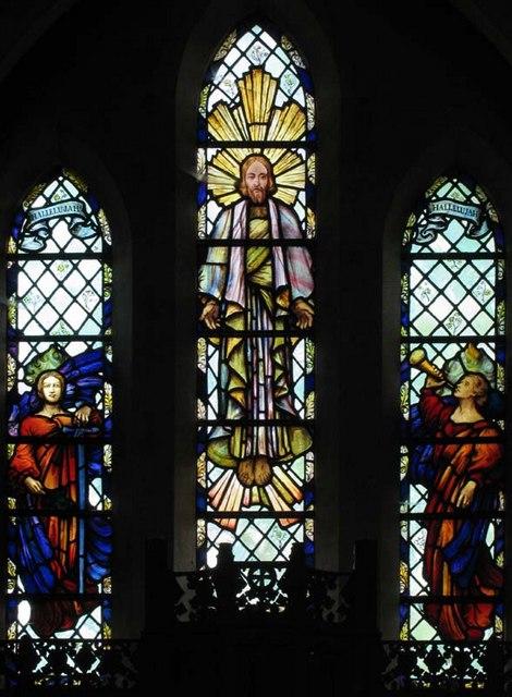St Mary the Virgin, Albury, Herts - Window