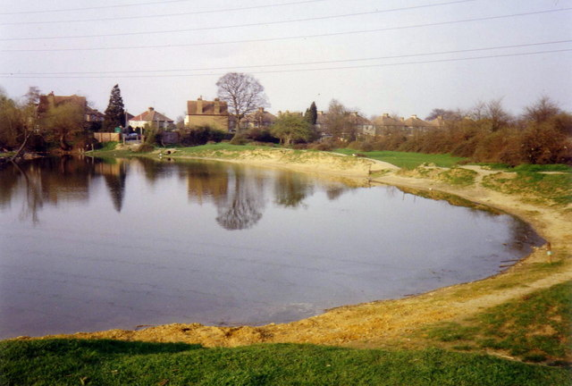 Shortwood Common pond, Staines