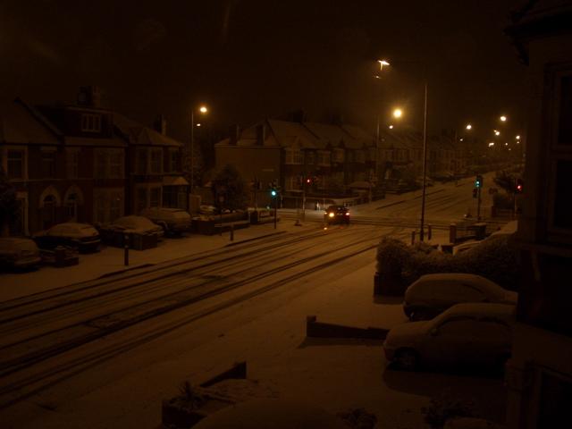 Westmount Rd, Jct Rochester Way