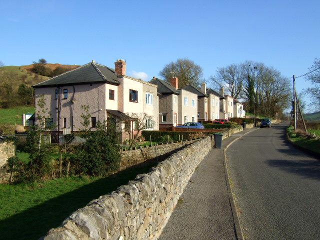 Houses on Oaker Road