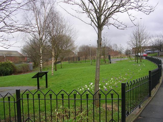 Brindleheath Cemetery