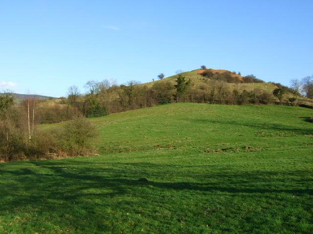 Field Below Oaker Hill