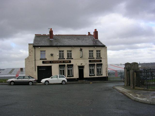 Church Inn, Pendleton