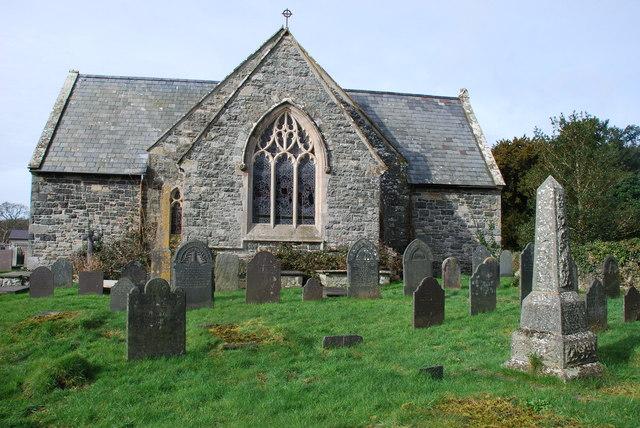 Eglwys St Ioan Llanystumdwy St John's Church