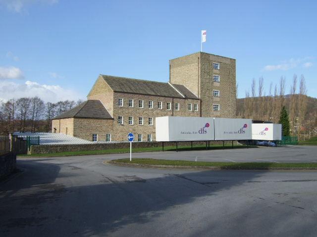 Former Flour Mill