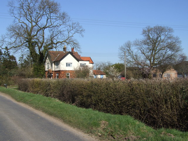 Homefields Farm, Gissing