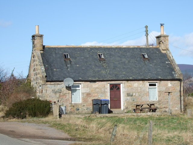 Mill of Gellan cottage