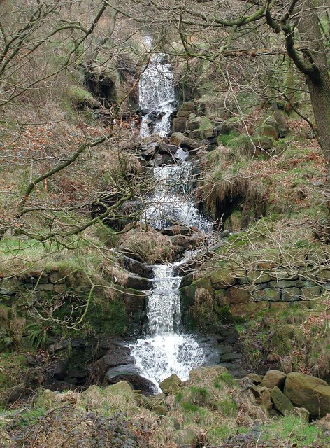 Caty Well Brook, Wainstalls