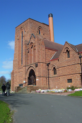 Lambhill Crematorium