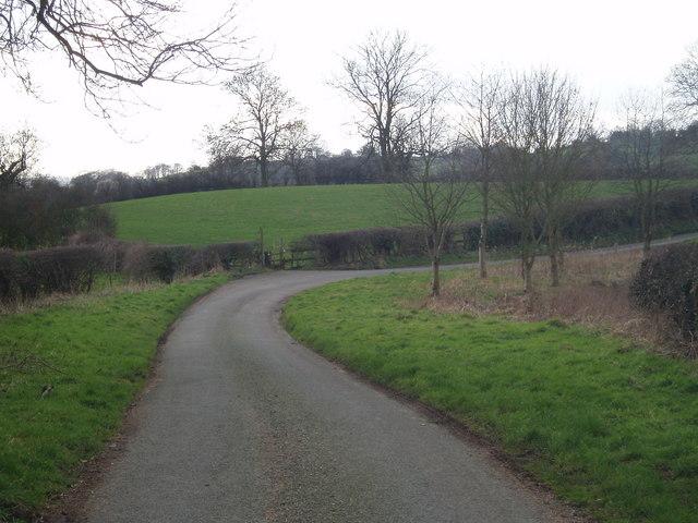 Church Lane Mayfield