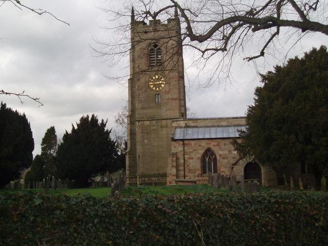St John The Baptist, Mayfield.