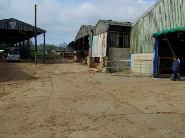 Yerley Farm