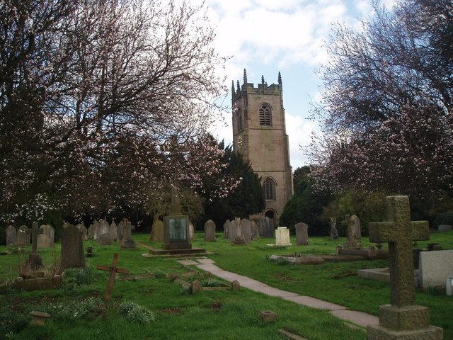 St John The Baptist Church Mayfield