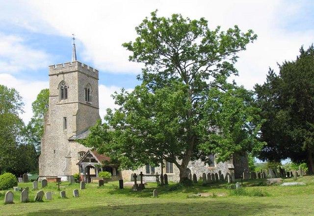 St Cecilia, Little Hadham, Herts
