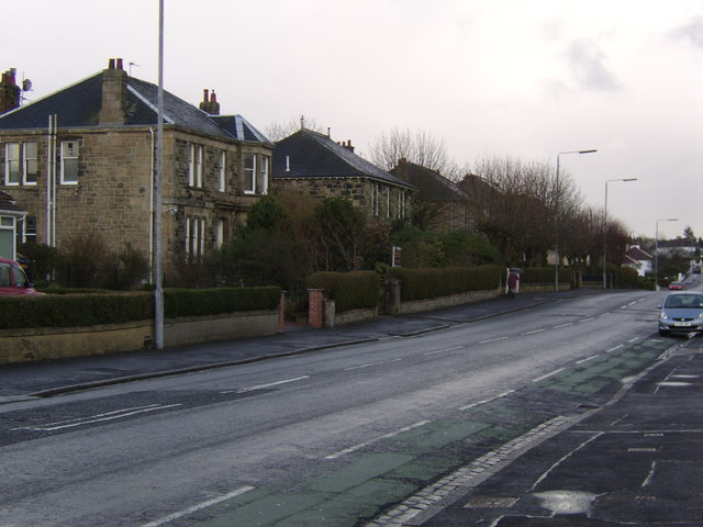 Houses on Drumry Road