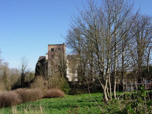 The Disused Mill at Upper Horsebridge, Sussex