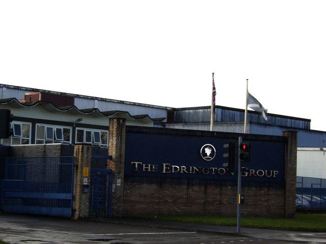 Edrington Group distillery