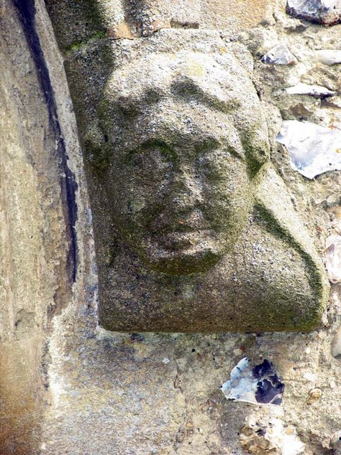 St Cecilia, Little Hadham, Herts - Label head