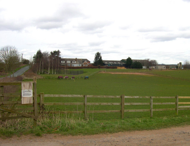 Chasepool Farm, near Swindon, Staffordshire