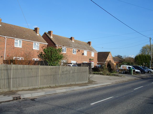 Housing at Brambledown