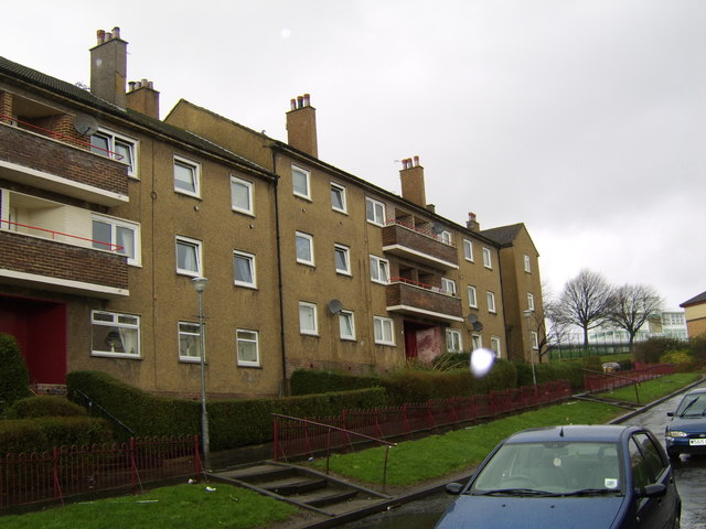 Traditional Drumchapel Houses