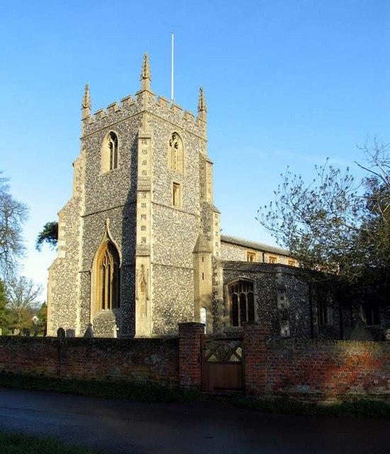 St Mary Magdalene, Barkway, Hertfordshire