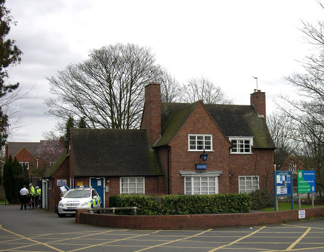 Village Police Station, Kingswinford, Staffordshire
