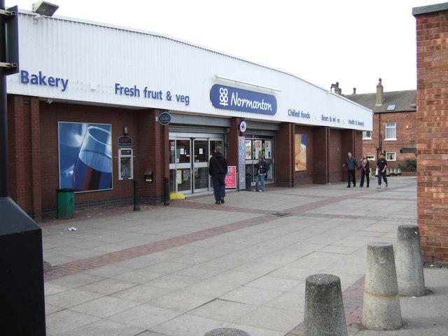 Co-op Supermarket, Normanton