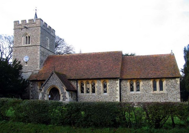 St Giles, Wyddial, Hertfordshire