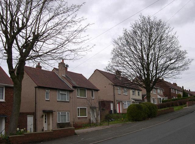 Housing - The Portway, Kingswinford