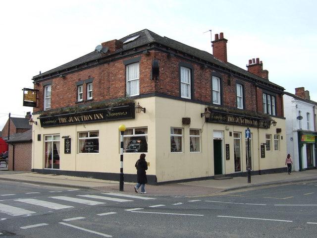 The Junction Inn, Normanton