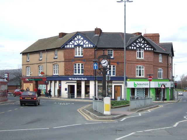 Market Place, Normanton