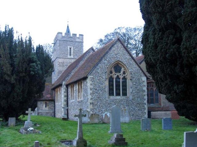 St Giles, Wyddial, Hertfordshire