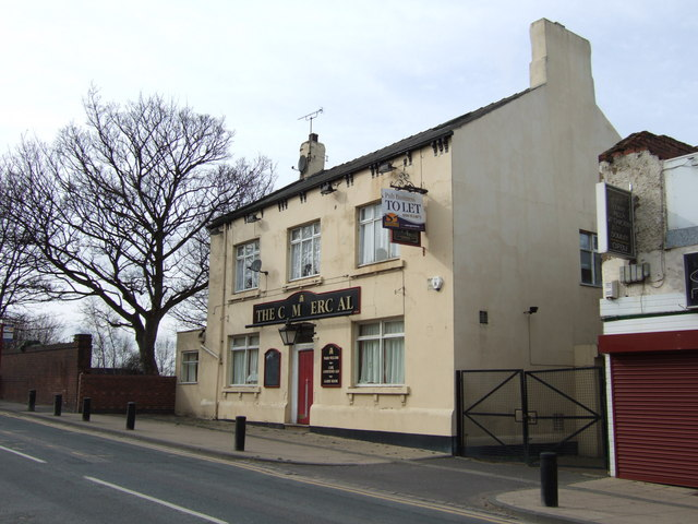 The Commercial, Normanton