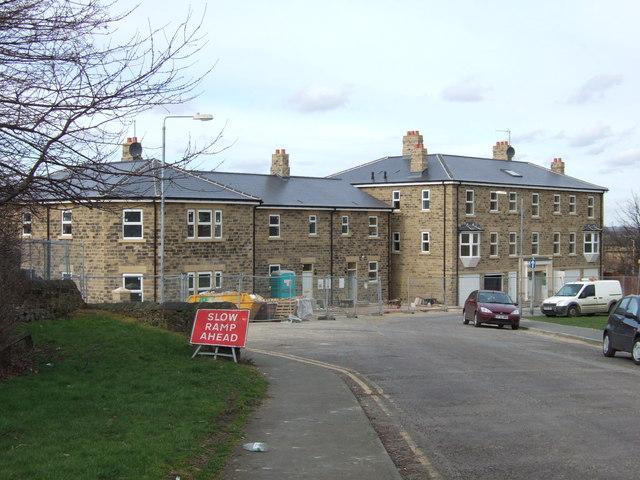 New Apartments, Normanton