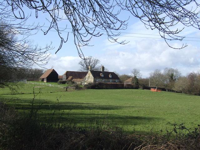 Gunter's Bridge Farm