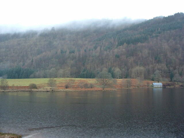 Crannog, Loch Dubh