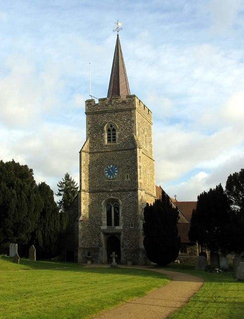 St Mary, Hertingfordbury, Herts