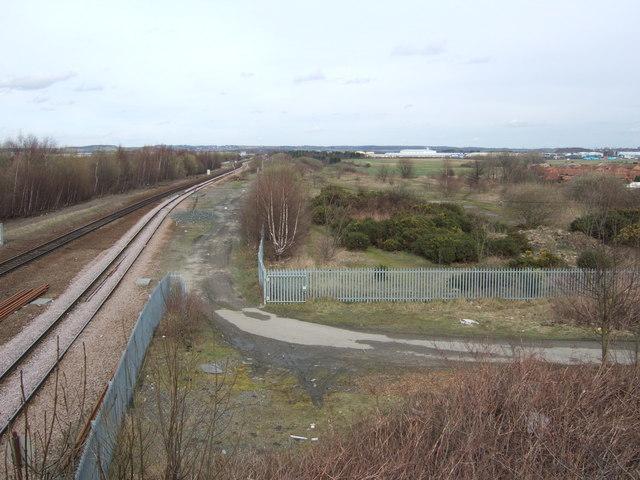 Site of Normanton Locomotive Depot