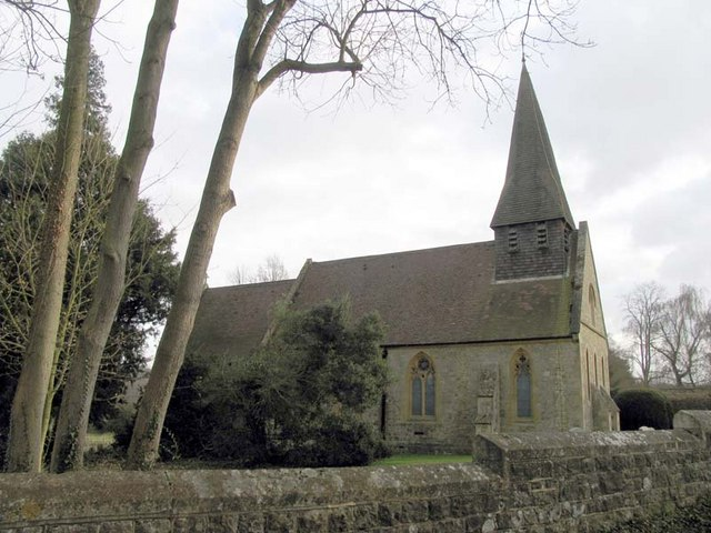 St Michael, Waterford, Herts