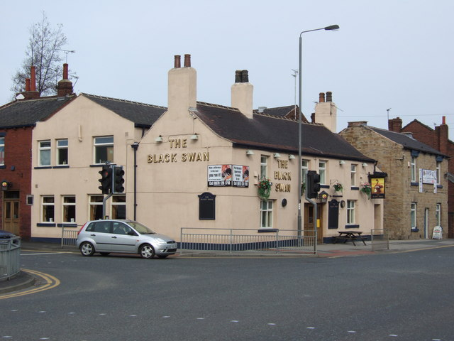 The Black Swan, Normanton