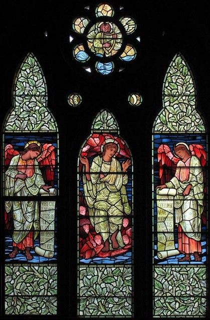 St Michael, Waterford, Herts - Window
