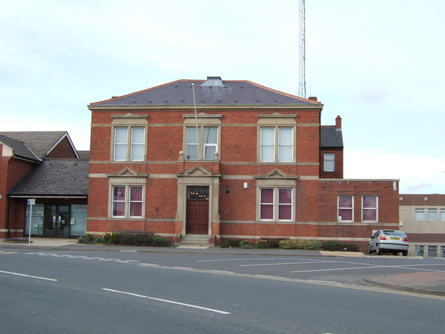 Town Hall, Normanton