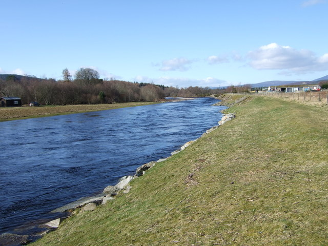 River Dee near Bell Wood
