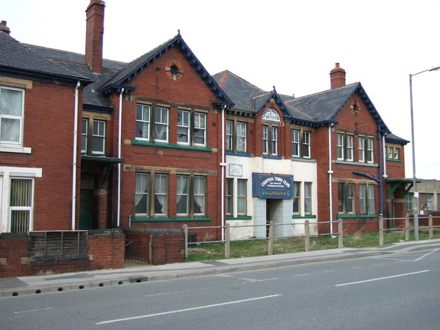 Central Town Club & Institute, Normanton