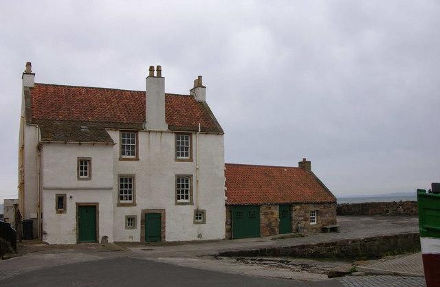 Pittenweem Houses