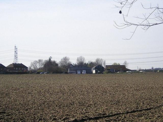 Beluncle Farm, Hoo