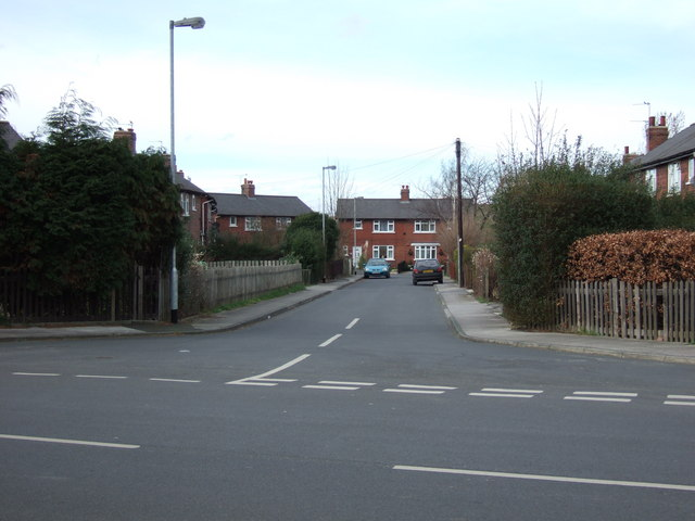 Church Avenue, Kirkthorpe